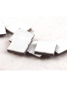 Tegel blanco 10x10mm