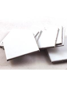 Tegel blanco 30x30mm