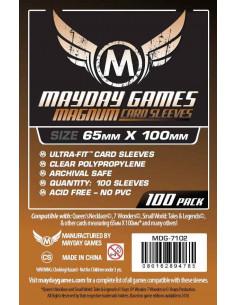 65mm x 100mm: Magnum Ultra-Fit