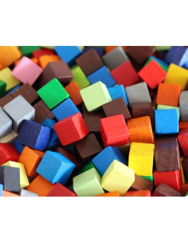 8mm houten blokjes