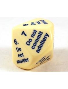 d10 - Ten commandments