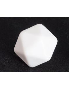 d20 blank (plastic)
