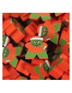Meeple - grinch