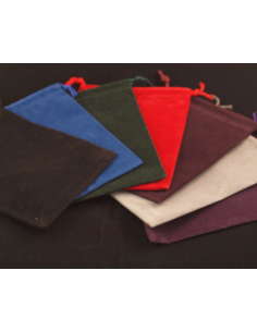 Velour bag small (10x15cm)