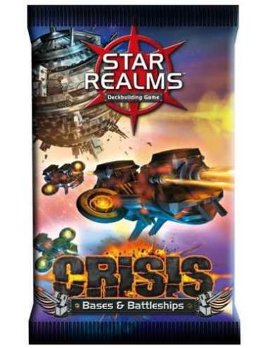 Star Realms Crisis Expansion - Bases & Battleship