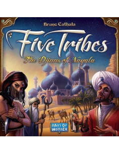 Five Tribes - The Djinns of Naqale