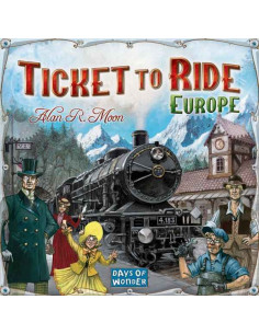 Ticket to Ride Europe (NL)
