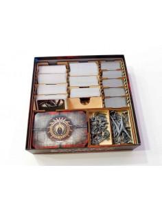 Battlestar Galactica Box Organizer