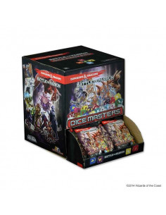 Dungeon & Dragons Dice Masters - Battle for Faerun Booster