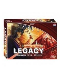 Pandemic Legacy - Seizoen 1 (NL)