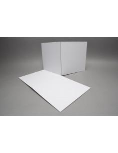 Spelbord blanco: 480x480mm