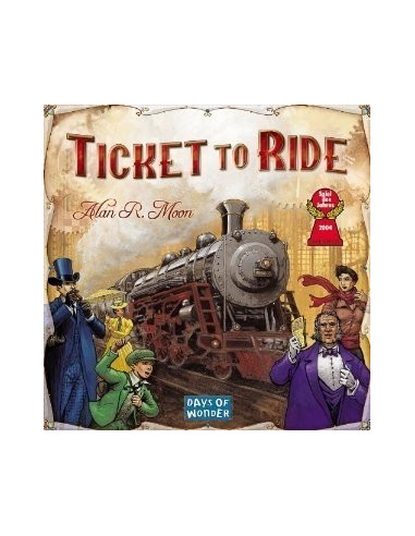 Ticket To Ride (NL)