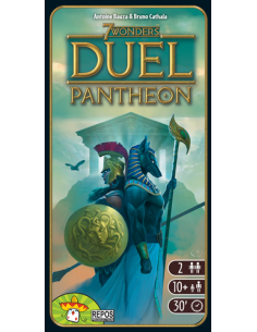 7 Wonders Duel Pantheon NL