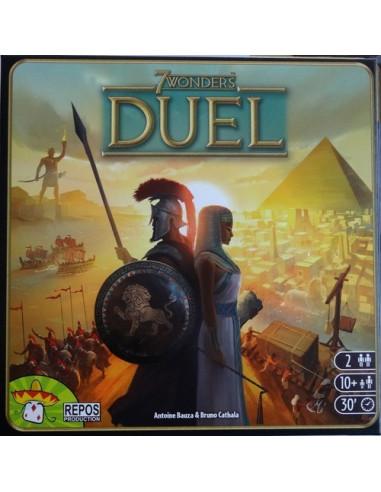 7 Wonders Duel NL