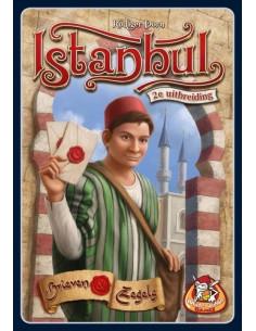 Istanbul 2e Uitbreiding Brieven & Zegels