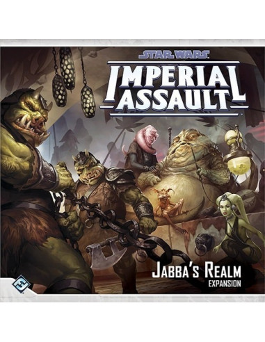 Star Wars Imperial Assault - Jabba' s Realm