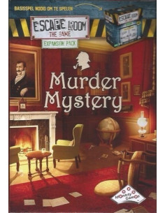Escape Room - Expansion Pack Murder Mystery