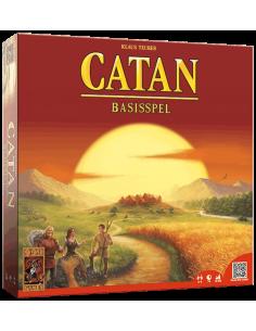 De Kolonisten van Catan (Dutch)