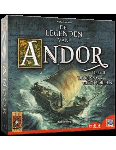 De Legenden van Andor: De Reis naar het Noorden (NL)