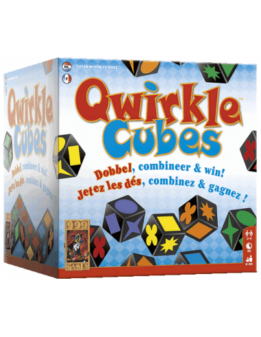 Qwirkle Cubes (NL)