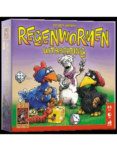 Regenwormen Uitbreiding (NL)