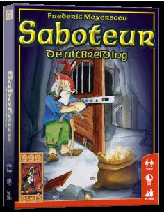 Saboteur: De Uitbreiding (Dutch)