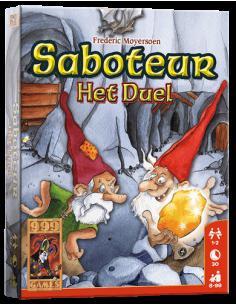 Saboteur: Het duel (NL)