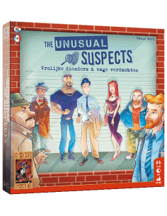 The Unusual Suspects (Dutch)