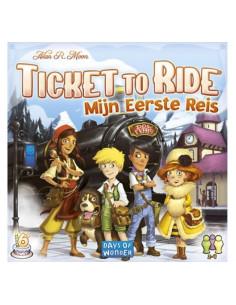 Ticket to ride: Mijn Eerste Reis
