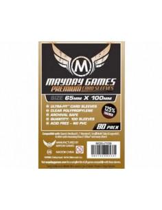 65mm x 100mm Sleeves Premium Card Sleeves