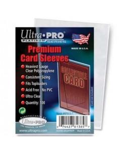 63,5mm x 89mm Premium Card Sleeves (100 Stuks)