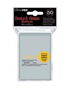 56mm x 87mm Board Game Sleeves (50 Stuks)