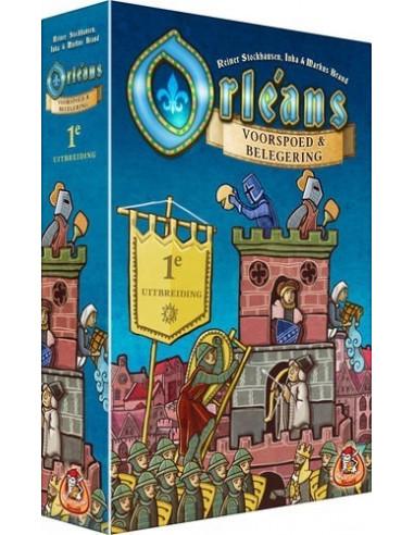 Orleans: Voorspoed & Belegering