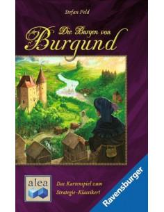 Die Burgen Von Burgund: Das Kartenspiel (German)