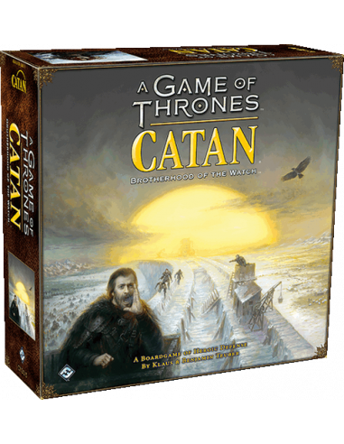 A Game of Thrones: Catan – Brotherhood of the Watch (Release: December 2017)