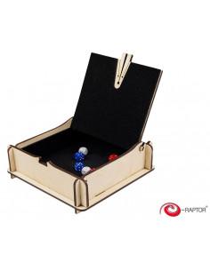 Storage Box: Wooden Magic Box
