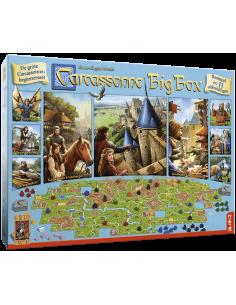 Carcassonne Big Box 2017 (NL)