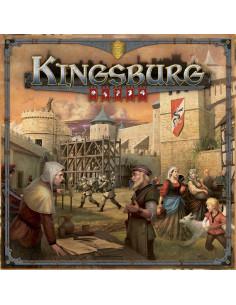 Kingsburg Second Edition (Release: december 2017)