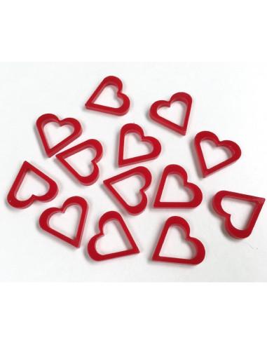 Hearts Token set #2