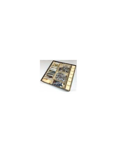 Organizer compatible with Dead of Winter
