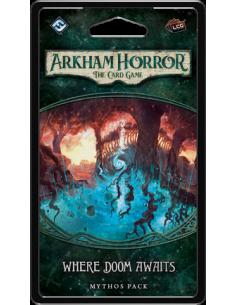 Arkham Horror The Card Game: Where Doom Awaits
