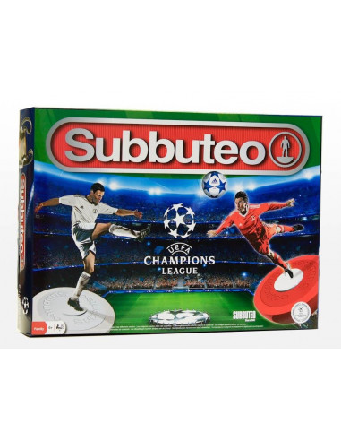 Subbuteo Base Set Champions Leaugue