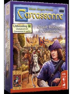 Carcassonne: Graaf, Koning...