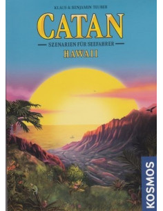 Catan Scenario voor Zeevaarders: Hawaii (Duits)