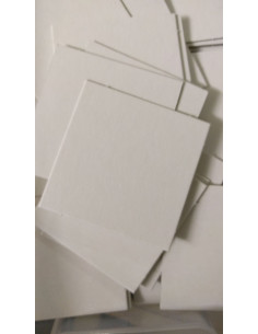 Tegel blanco 60x60mm