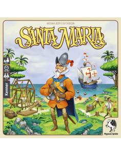 Santa Maria (German)