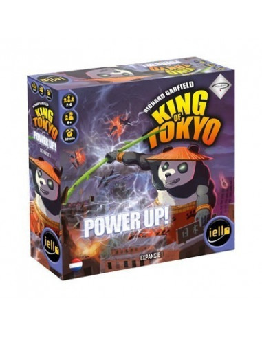 King of Tokyo – Power Up Expasion NL