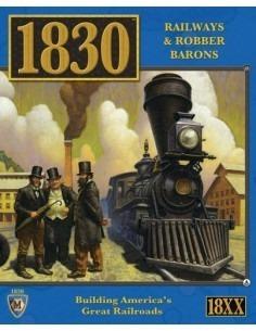 1830 Railways & Robber Barons - North East US