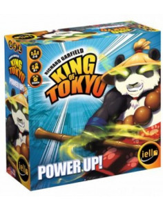 King of Tokyo 2016 Edition Power UP! NL