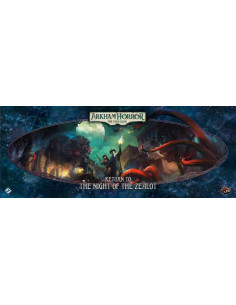 Arkham Horror The Card Game - Return to The Night of the Zealot